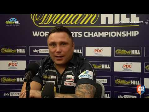 "Gerwyn Price: ""Daryl's played rubbish for six months and I need to get that doubt in his head"""