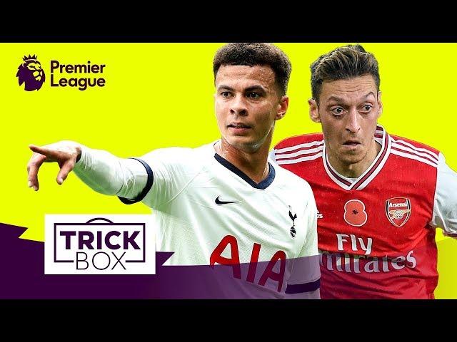 TOO MUCH SAUCE | Best Premier League Skills MW13 | Ozil, Dele, Sane