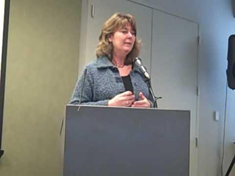 Pt. 3  AJC's Maureen Downey addresses Georgia child advocates Jan. 9, 2009