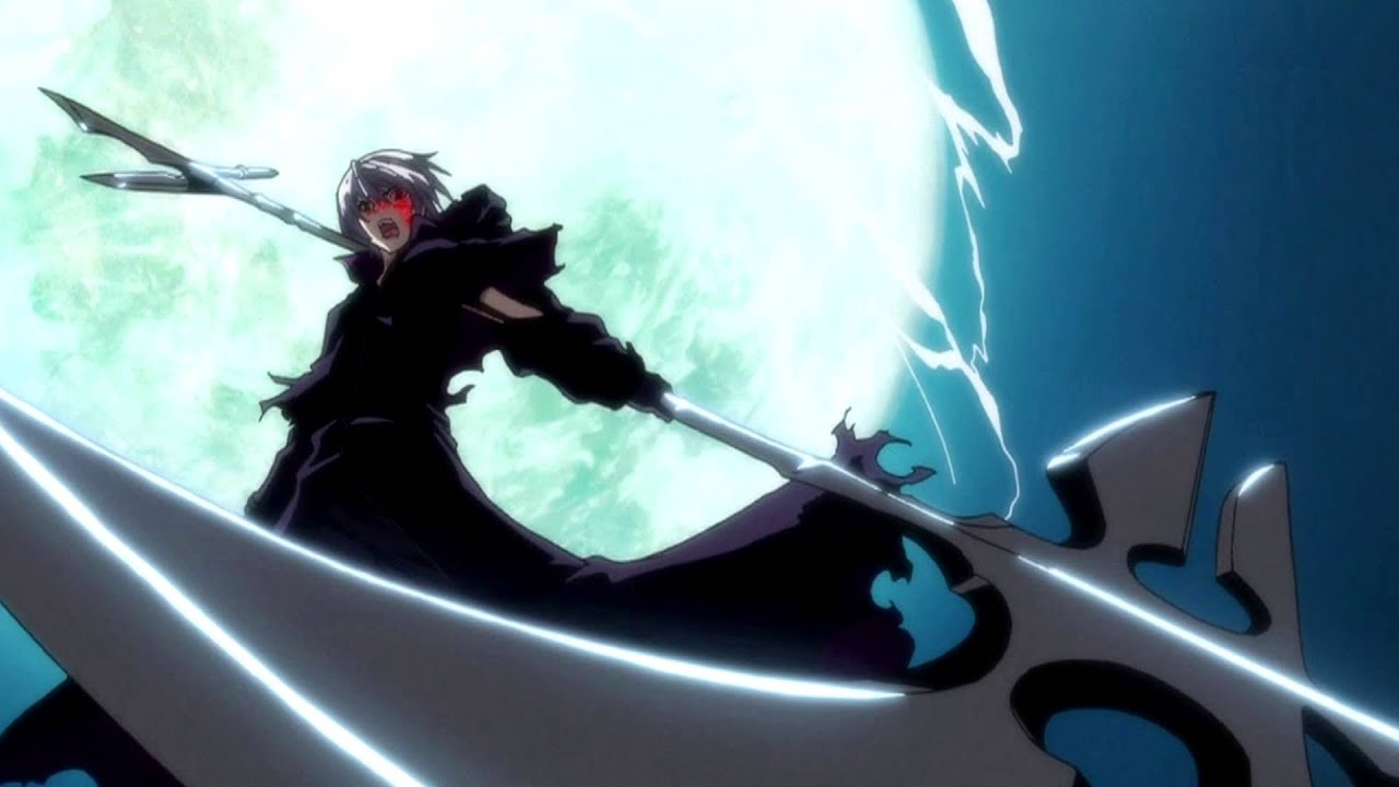 Qwaser Of Stigmata Anime The Animated Shaman
