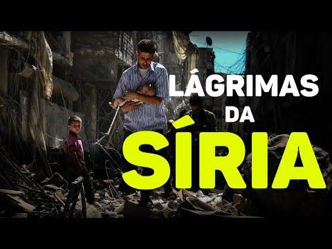 🔴 SÍRIA - ESTADOS UNIDOS ATACAM A SÍRIA, TERCEIRA GUERRA MUNDIAL ENTRE RÚSSIA E ESTADOS UNIDOS?