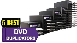 5 Best DVD Duplicators 2018 | Best DVD Duplicators Reviews | Top 5 DVD Duplicators