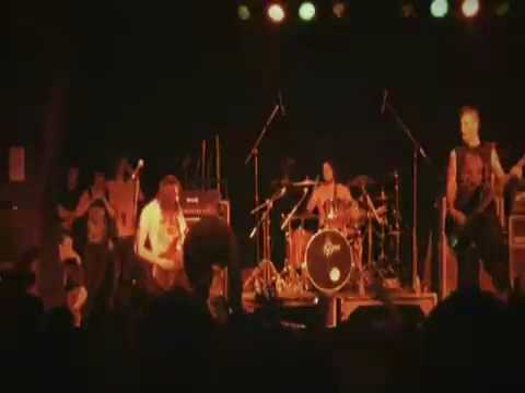 The Red Shore - Flesh Couture (Live)