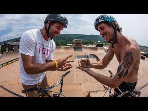 Team Ross Vs Team Childs - Game Of BIKE - Woodward PA
