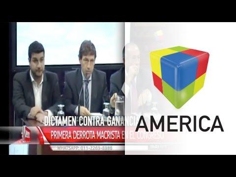 Rechazan el DNU de Macri que eleva el impuesto a las ganancias a 30 mil pesos