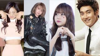 9 Idol Populer Korea Yang Sudah Kaya Sejak Lahir!