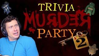 MURDER PARTY! | Jackbox Murder Mystery 2