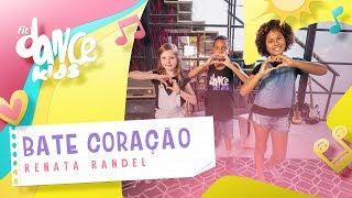 Скачать Bate Coração Renata Randel FitDance Kids Coreografía Dance Video