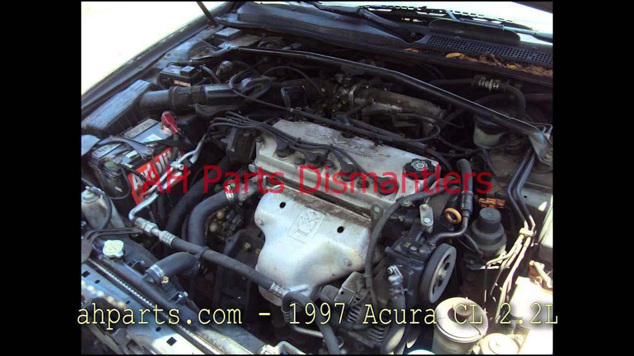 Acura CL L Parts AUTO WRECKERS RECYCLERS Ahpartscom Acura - Acura cl 1997 parts