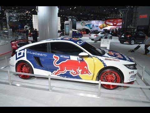 Grc Civic >> 2016 Honda Civic Red Bull GRC - YouTube