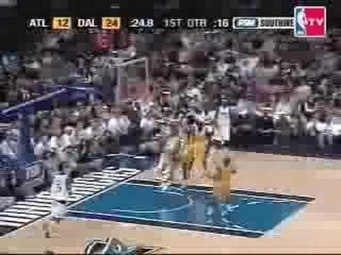 NBA Action Top 10 Dunks [2004-2005]