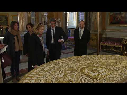 The Met's Heavenly Bodies Rome Press Presentation