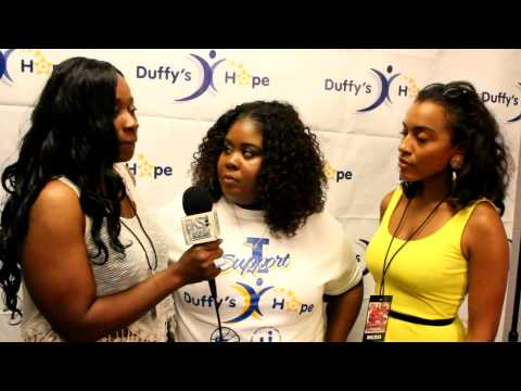 A BKS1 Radio Minute with Raven Goodwin of B.E.T.'s Being Mary Jane - Duffy's Hope