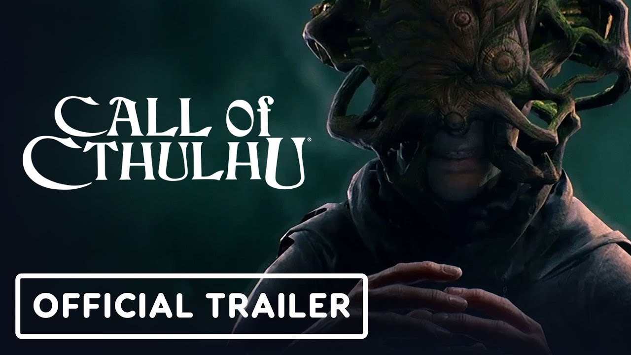 Call of Cthulhu - Nintendo Switch Official Launch Trailer