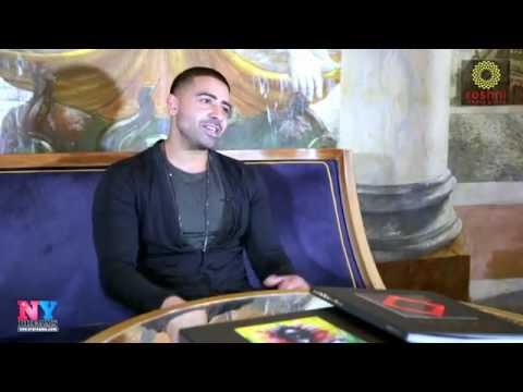 Roshni Media In Conversation With Jay Sean And Wife Thara