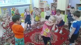 """Видео """"Утренняя гимнастика детей 2-3 года"""""""