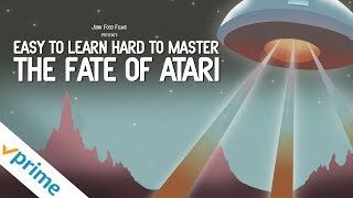 Easy to Learn, Hard to Master: The Fate of Atari | Trailer | Available Now