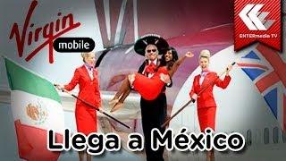 Virgin Mobile llega a México