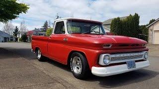 1965 c10 Vortec 350