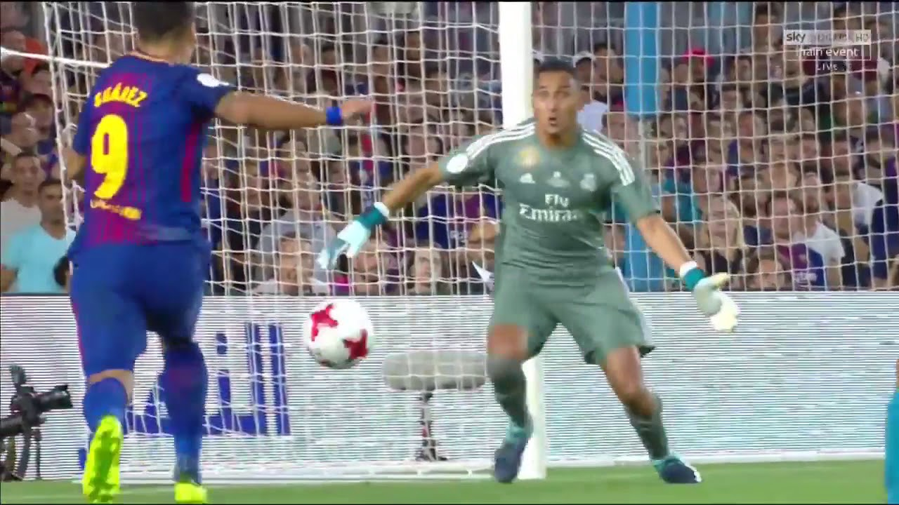 Download Barcelona vs Real Madrid 1 3   All Goals & Highlights   13 08 2017 HD