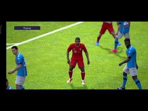 #pes2021#gameplay#efootball/Fc bayern munchen 2.0 Napoli/ pes 2021 game play/ |