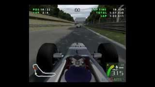 F1 Racing Championship - Gameplay PS2 (PS2 Games on PS3)