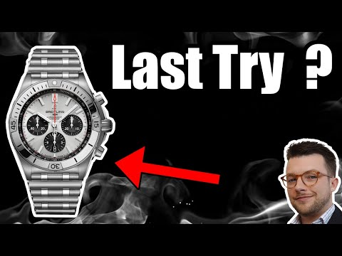 NEW Breitling Watches - Hate Or Love ?