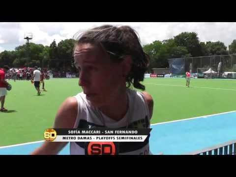 Hockey Damas: Playoffs San Fernando - River