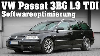 OK-Chiptuning - VW Passat 3BG 1.9 TDI | Softwareoptimierung!