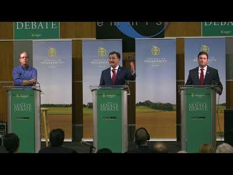 Tariffs   Indiana Republican Senate Debate