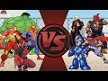 Marvel VS Capcom 2 NEW ANIMATIONS (Hulk vs Akuma | Spider-Man, Iron Man, Deadpool v Mega Man & More)