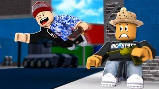 I CANT BELIEVE THEY WERE FLYING! (Roblox Murder Mystery 2)