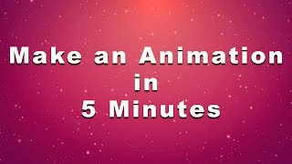 Learning Flash CS6: Creating an Animation in 5 Minutes