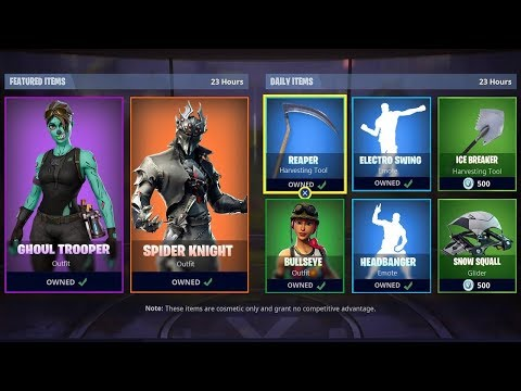 NEW Fortnite ITEM SHOP COUNTDOWN! - August 7th - NEW Rare SKINS In Fortnite Battle Royale!