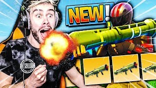 THE NEW LANCE ROQUETTE IS A TROP TROP CHEAT ON FORTNITE BATTLE ROYALE !!!