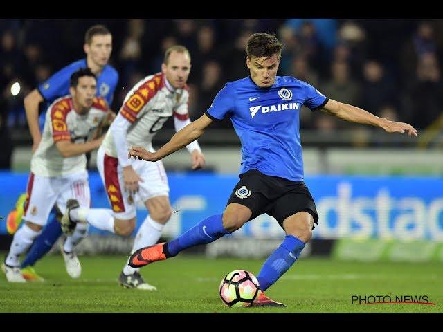 2016-2017 - Club Brugge - KV Mechelen - GOAL Jelle Vossen