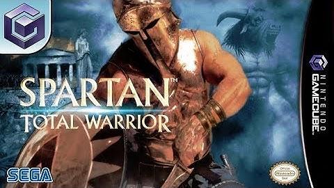 Longplay of Spartan: Total Warrior