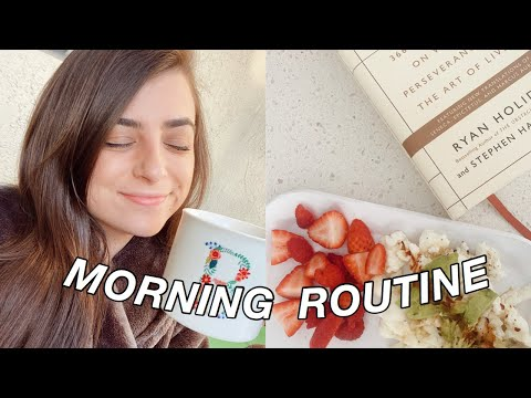 my-mindful-&-healthy-morning-routine