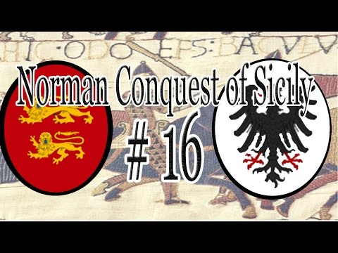 CK2 | The Norman Conquest of Sicily - Part 16