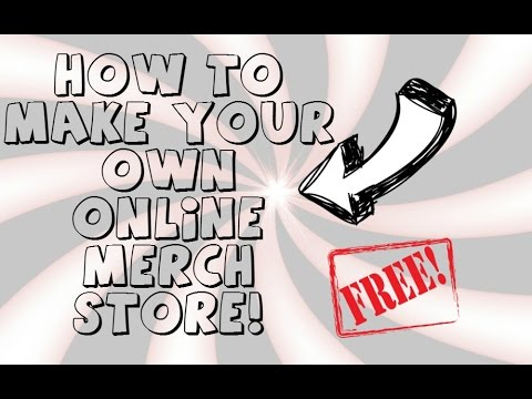 How To Make A Online Clothing Store For Free! - YouTube