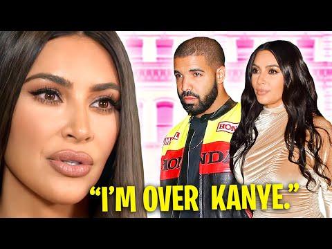 Kim Kardashian Finally Moving On With Drake?