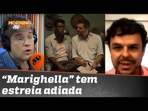 POLÊMICA pouca é bobagem: o adiamento da estreia do filme Marighella