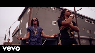 Repeat youtube video Migos - Jumpin Out The Gym ft. Riff Raff, Trinidad James