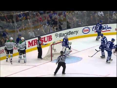 Dallas Stars vs Toronto Maple Leafs 05.12.2013