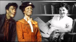 P.L. Travers Audio - 1961 Mary Poppins Meetings at Disney
