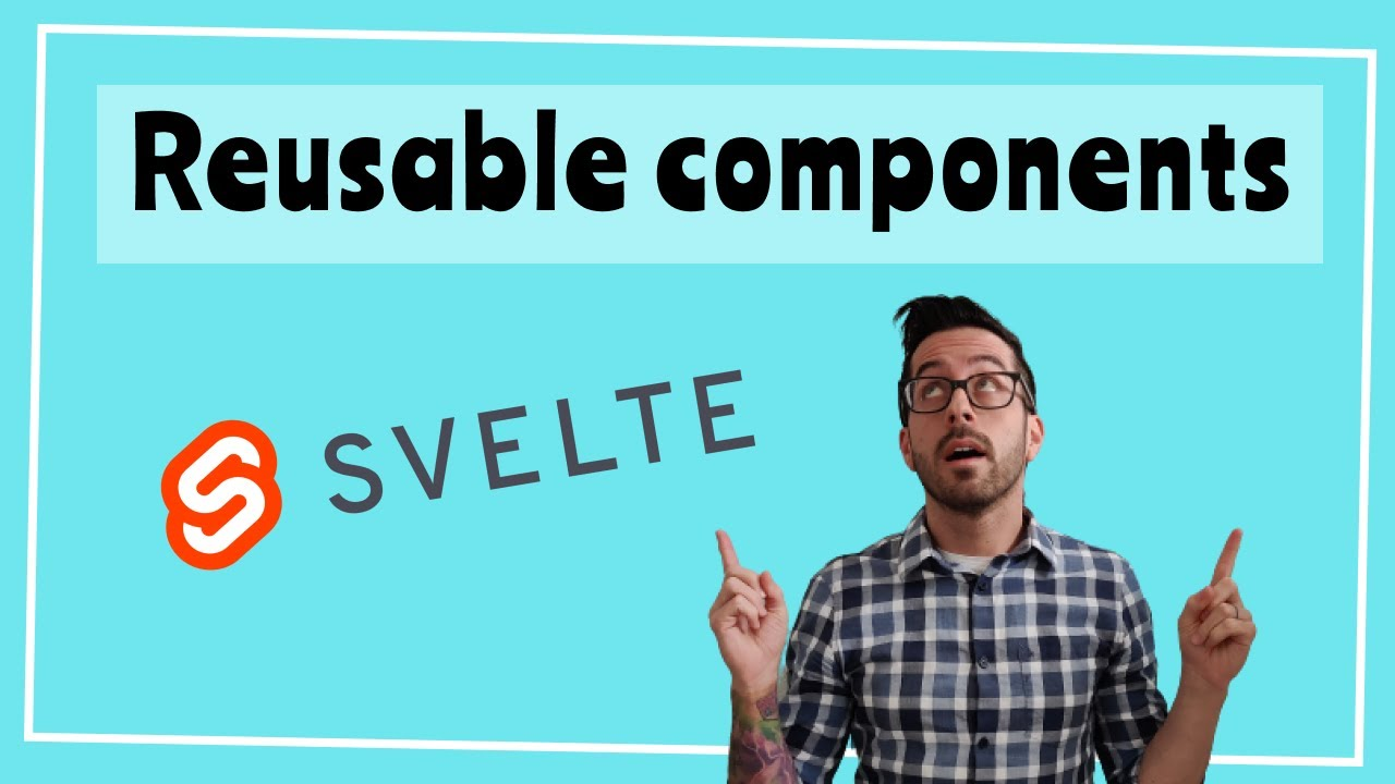 Creating Reusable Comment and Post Components in Svelte
