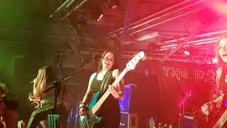 The Iron Maidens ---- Wasted Years. Toronto 2018