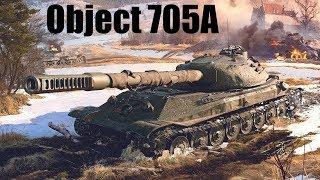 Pokaż co potrafisz #1390 ► Object 705A lepszy niż IS-7 ??