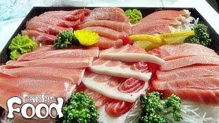참다랑어 뱃살 모둠 참치회, 이마트에서 판매하는 강력추천 행사상품 참치 생선회 시식기