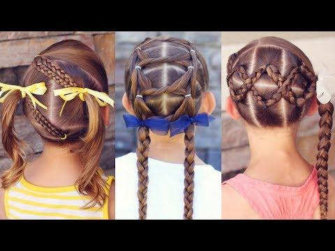 Peinados Para Nina Faciles Cortes De Pelo Corto